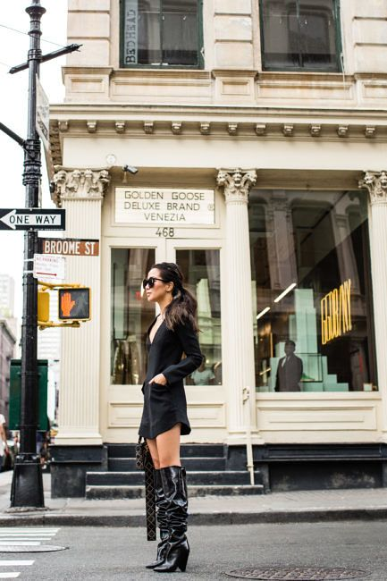 Fall Trends :: 4 Ways to Style Slouchy Boots
