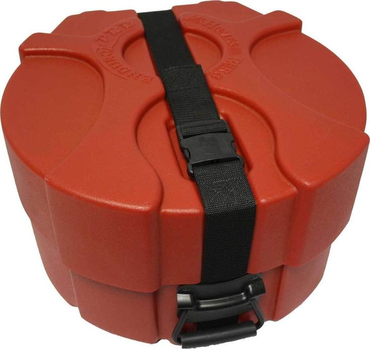 Humes AND Berg Enduro RED Pro EP427RSP 9 x 13 Inches Snare Drum Case with Foam #HumesandBerg