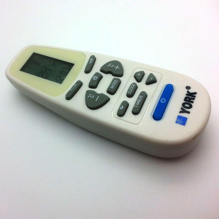 $33.23 (Buy here: https://alitems.com/g/1e8d114494ebda23ff8b16525dc3e8/?i=5&ulp=https%3A%2F%2Fwww.aliexpress.com%2Fitem%2FReplacement-YORK-Air-Conditioner-Remote-Control%2F32567183020.html ) Replacement  YORK Air Conditioner Remote Control for just $33.23