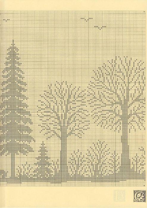 Renato Parolin La Foresta di Fanes (5) (494x700, 311Kb)
