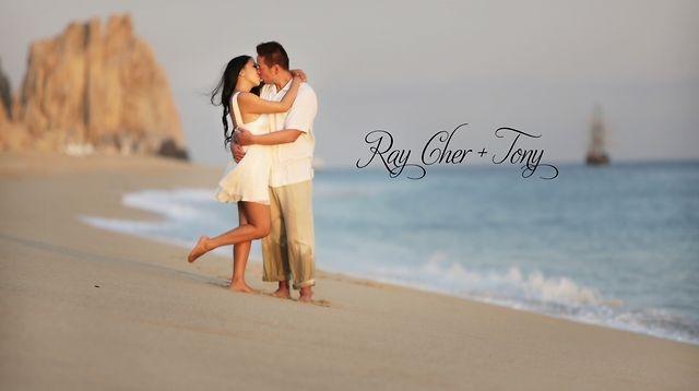 Ray Cher + Tony