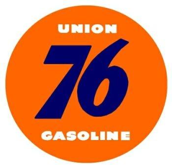 union 76 logo (circa early 1960s) | petroliana,auto parts
