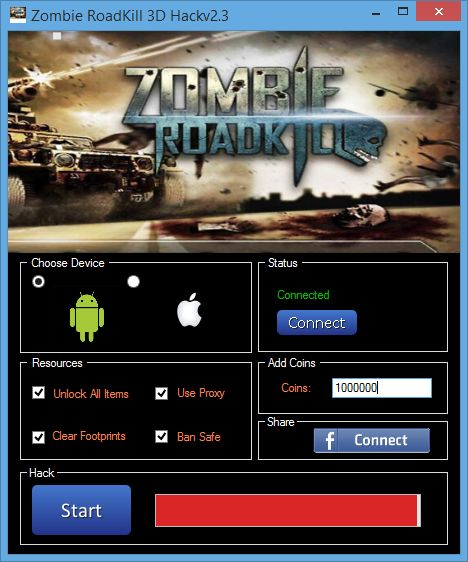 Zombie-Roadkill-3D-Hack