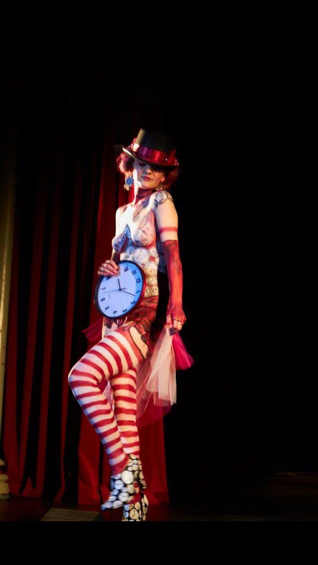 ABAA Costumecomp Whatyawaitingfor? DaylesfordVic MissScarlet x