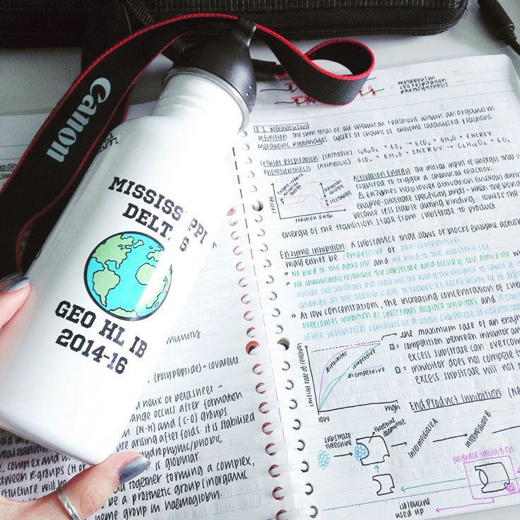 26th april 2016 :[65/100 days of productivity]taken from my ig: @study.relief //   my last day of school today, ending w/ my higherlevel classes - english, biology and geography!! we were also presented w/ honorary geography HL water bottles ✨   + black pen / coloured pens /paper / binder ✨✨