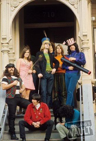 Grateful Dead, 710 Ashbury Street (San Francisco, CA) 1967