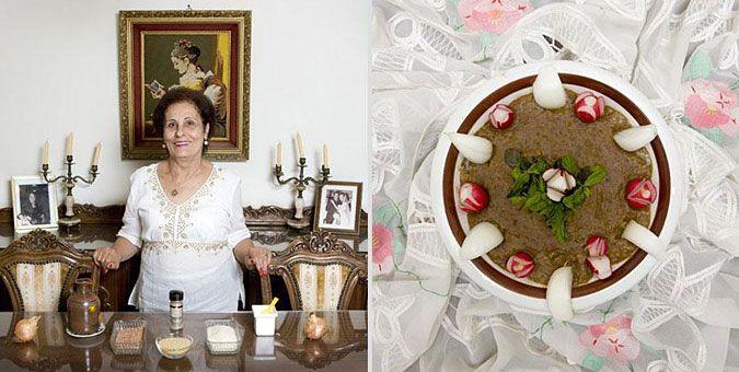 Φωτο-ταξίδι γεύσεων σε όλο τον κόσμο με σεφ... γιαγιάδες!  Λίβανος, Mjadara («κρέμα» από ρύζι και φακή)