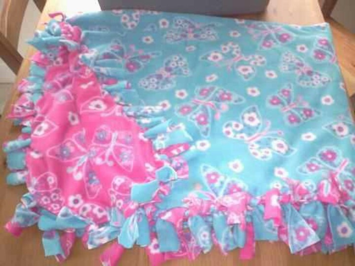 19 Best Images About Tie Blanket Kits On Pinterest