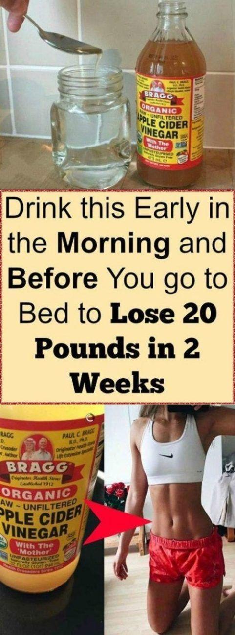 Apple Cider Vinegar Detox Drink Recipe For Fat Burning, Diabetes, Healthy Gut