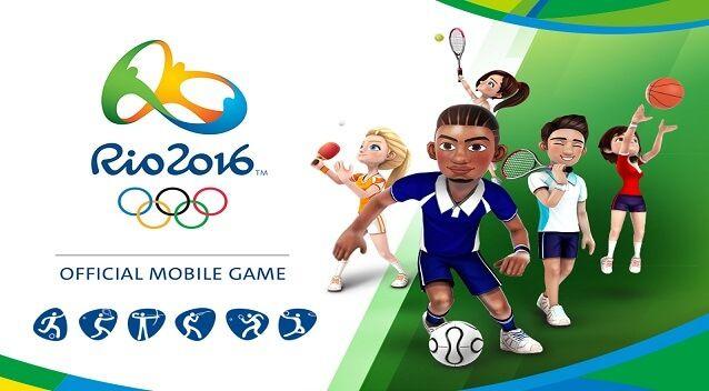 EISTOEPANIDEIN: Rio 2016 Olympic Games - Το επίσημο παιχνίδι των Ολυμπιακών αγώνων του Ρίο