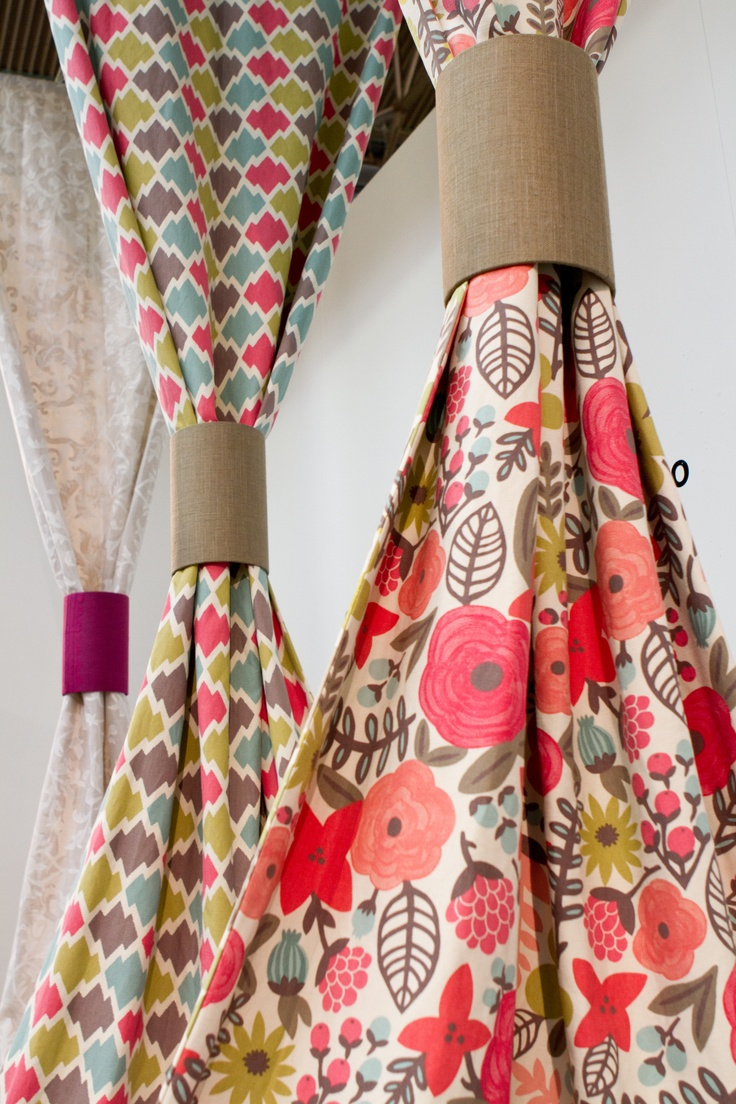 Fabric Exhibition at the #adshow2012 Villa Nova