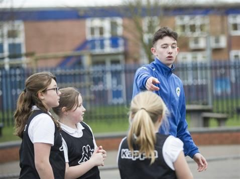 WIGAN ATHLETIC COMMUNITY TRUST IN THE RUNNING FOR MULTIPLE AWARDS AT THE MBNA NORTHWEST FOOTBALL AWARDS