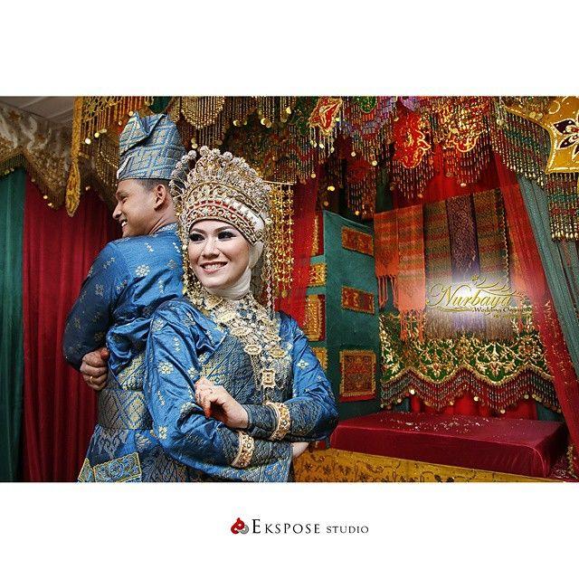 The wedding of Feby+Andi Wo by @nurbayawedding1  #wedding #akadnikah #melayu #pekanbaru #riau #ekspose_studio