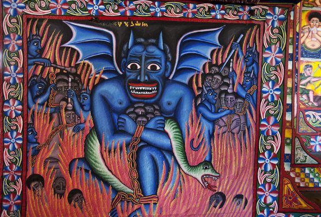 Satanic Ritual Abuse - How Prevalent is Satanic Ritual Abuse?