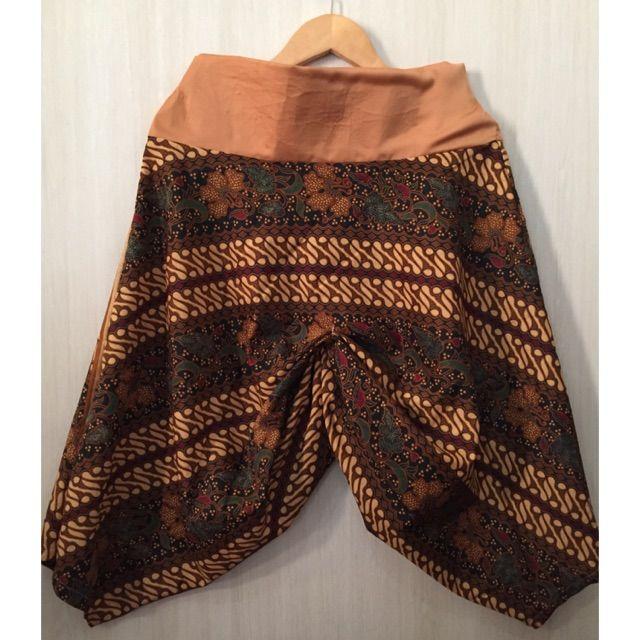 Temukan dan dapatkan Celana drapery batik  hanya Rp 98.000 di Shopee sekarang juga! http://shopee.co.id/imanggoethnic/235915696 #ShopeeID