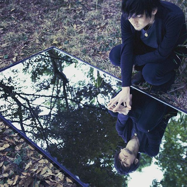 Wow.. #tk #TK #torukitajima #lingtositesigure #rintoshiteshigure #tkfromlingtositesigure #tkfrom #mirror #japan #japanese #tkfrom凛として時雨 @ling_tosite_sigure_