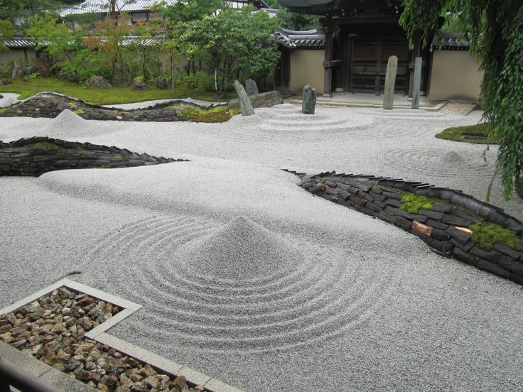 65 best zen gardens images on Pinterest Zen gardens Japanese