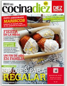 Revista Cocina Diez, de Casa Diez