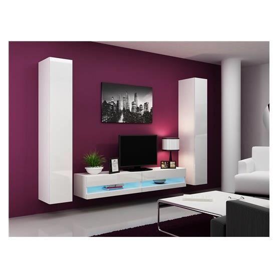 Best 25 meuble tv bas ideas on pinterest meuble bas for Meuble mural largeur 30 cm