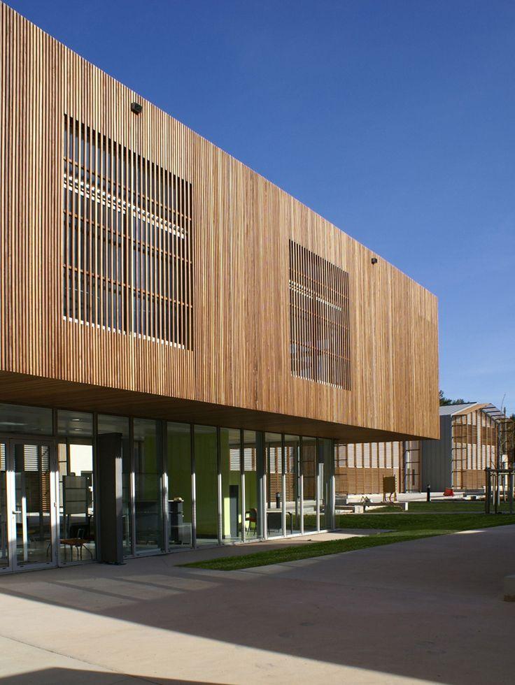 Community: Community Center Valley Of Herault / N+B Architectes