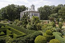 Founded in 1859, the Missouri Botanical Garden is one of the oldest botanical institutions in the United States and a National Historic Landmark.