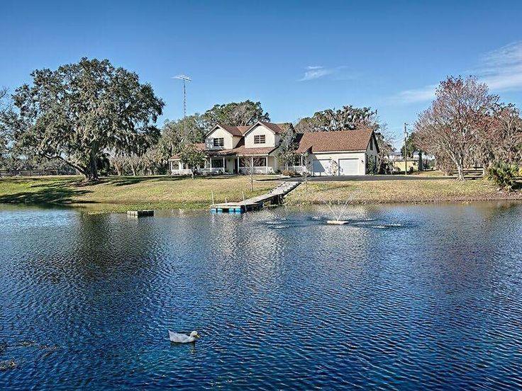 Equestrian estate for sale in sumter county florida