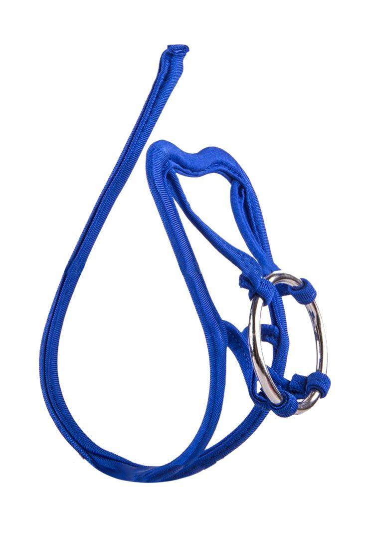 Blue C String For Man