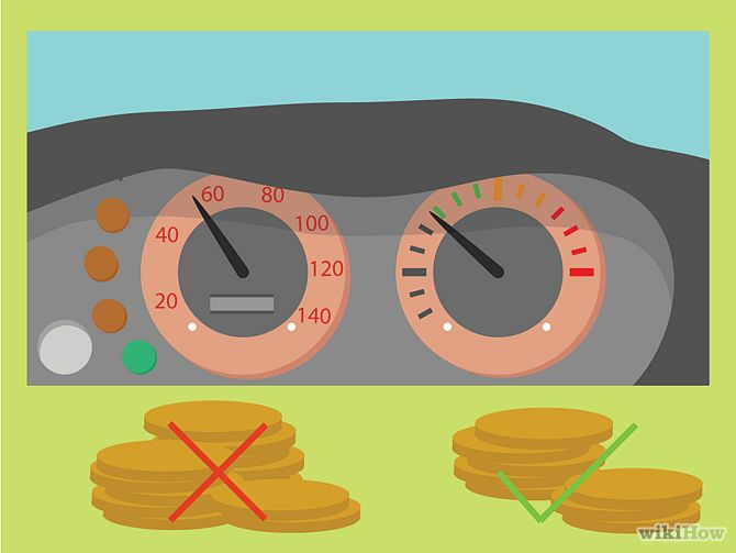 How to Save Gas: 13 Steps (with Pictures) - wikiHow