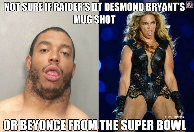 NFL memes: Desmond Bryant