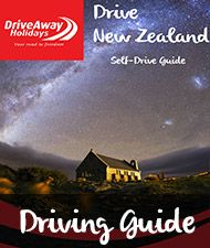 Plan your self-drive holiday in New Zealand with our Driving Guide!