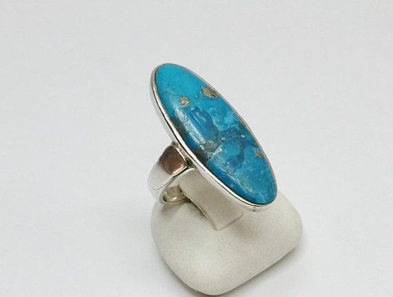Alter 925er Silber Ring mit einem wunderschönen von Schmuckbaron