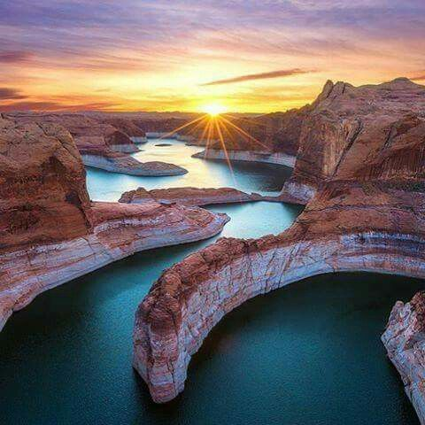 Reasons Celebrities Love Vacations at Lake Powell Lake Powell / Reflection Canyon - the most beautiful lake in AZ (near the AZ/Utah Border)
