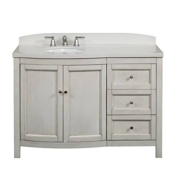 When You Are Looking For A Bathroom Vanity Tops One Of The Best Place Is