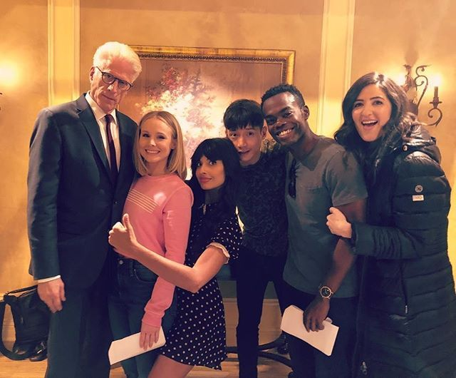 Instagram Da The Good Place Gather Your Soul Squad Are