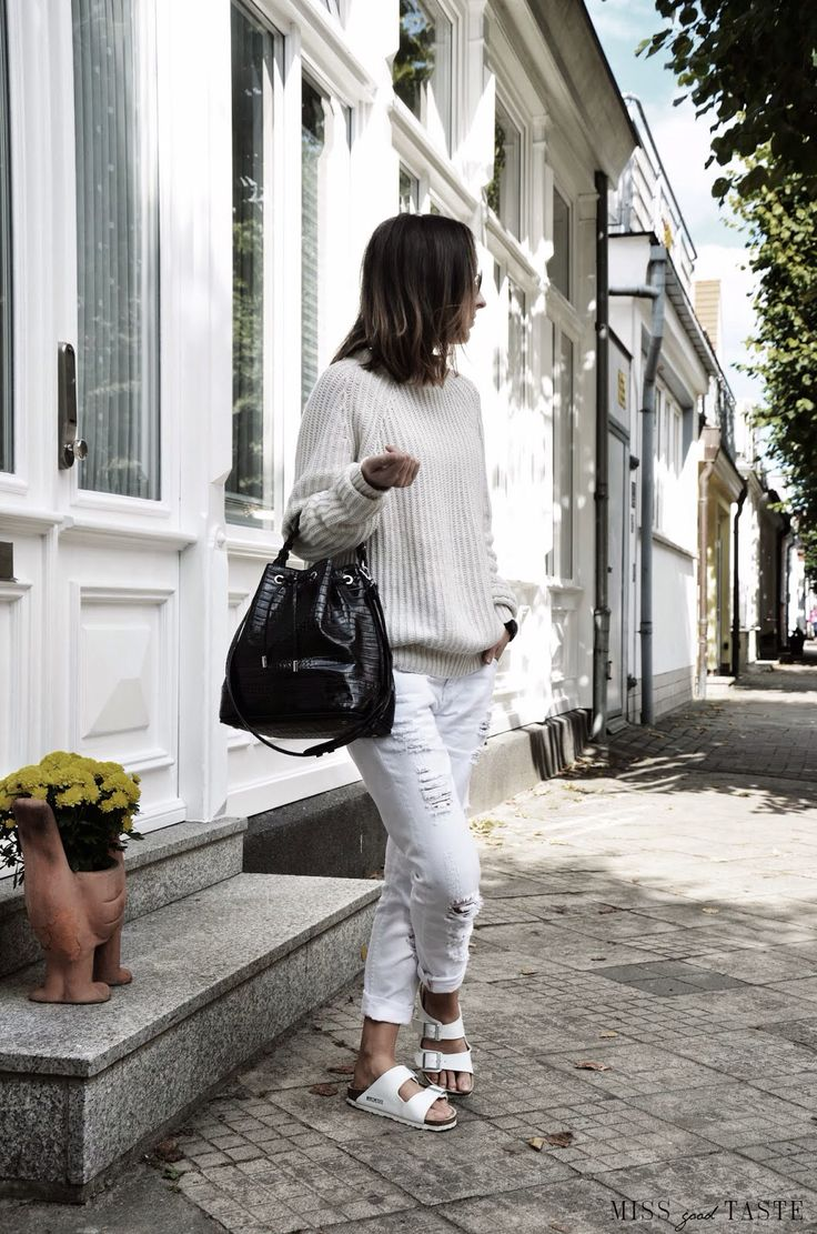 ALL WHITE | More on the blog www.missgoodtaste.com