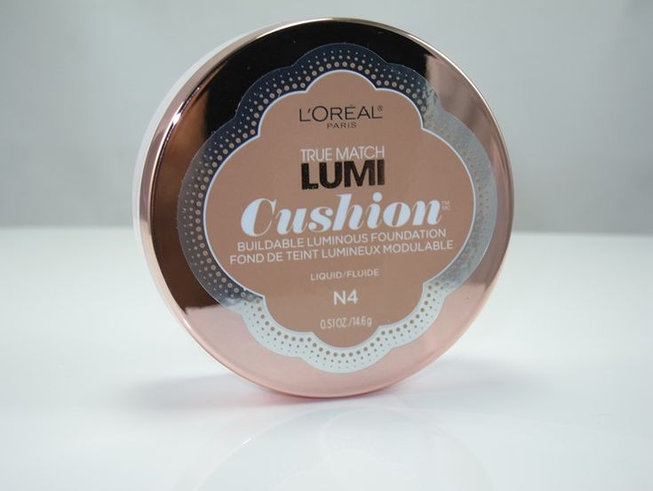 L'Oreal True Match Lumi Cushion Foundation Review and Swatches | http://www.musingsofamuse.com/2015/12/loreal-true-match-lumi-cushion-foundation-review-swatches.html