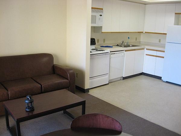 Fraternity Row - Kitchen