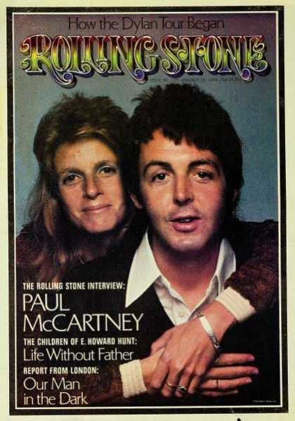 Rolling Stone Covers #150-199