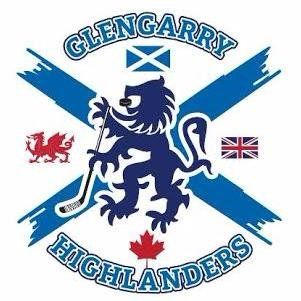 Glengarry Highlanders (Maxville, Ontario) Div: East, Maxville Arena #GlengarryHighlanders #Maxville #CPJHL #Ontario (L13188)