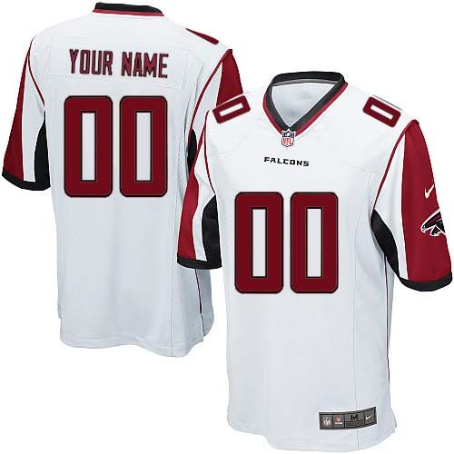 nike elite white youth jersey customized atlanta falcons nfl road giants odell beckham jr jersey