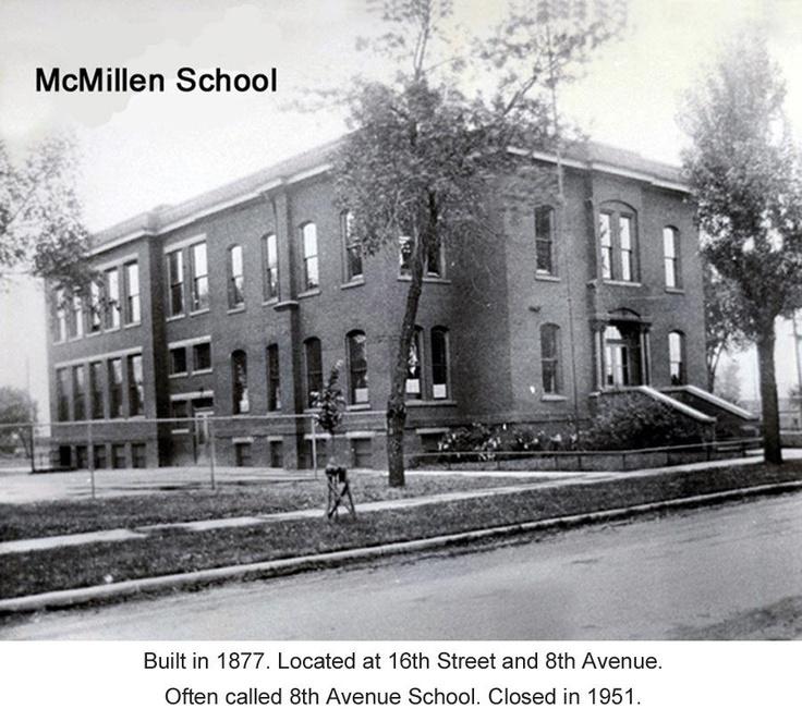 Mcmillen school council bluffs iowa sioux city council