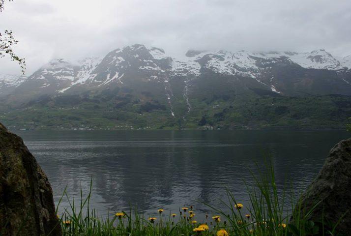 foggy Norway