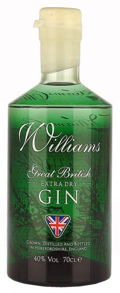 Beers of Europe | Williams Chase Extra Dry Gin