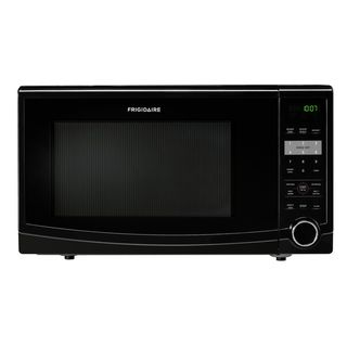 @Overstock.com - Frigidaire Black Countertop Microwave Oven - Heat up a variety of food with this microwave oven from Frigidaire. With a black finish, this modern microwave oven provides a level cooking surface and several one-touch settings.  http://www.overstock.com/Home-Garden/Frigidaire-Black-Countertop-Microwave-Oven/7784465/product.html?CID=214117 $120.99
