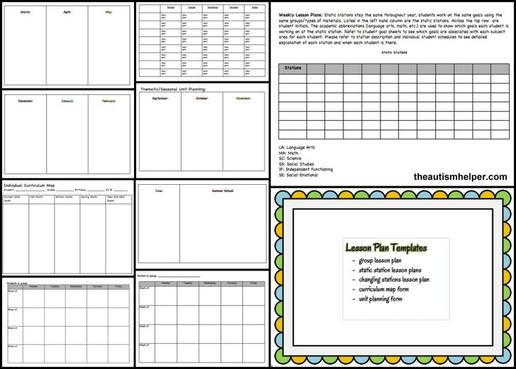 special education must have forms and templates autism helper the o 39 jays and data sheets. Black Bedroom Furniture Sets. Home Design Ideas