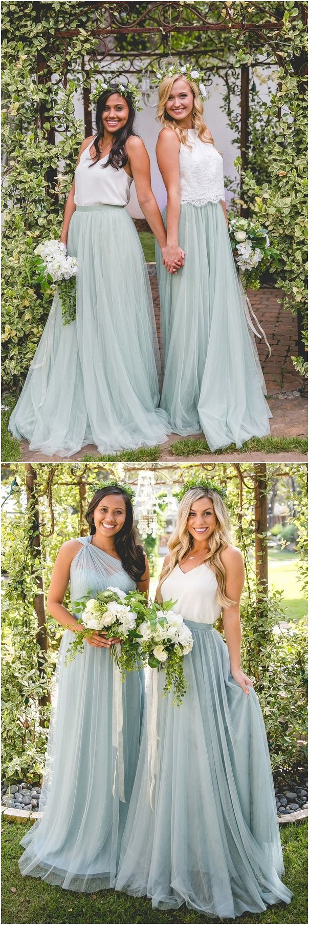 226 best bridesmaids images on Pinterest | Bridal gowns, Bridesmaid ...