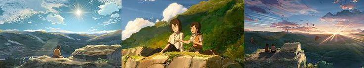 Hoshi o Ou Kodomo (Children Who Chase Lost Voices) VOSTFR BLURAY | Animes-Mangas-DDL