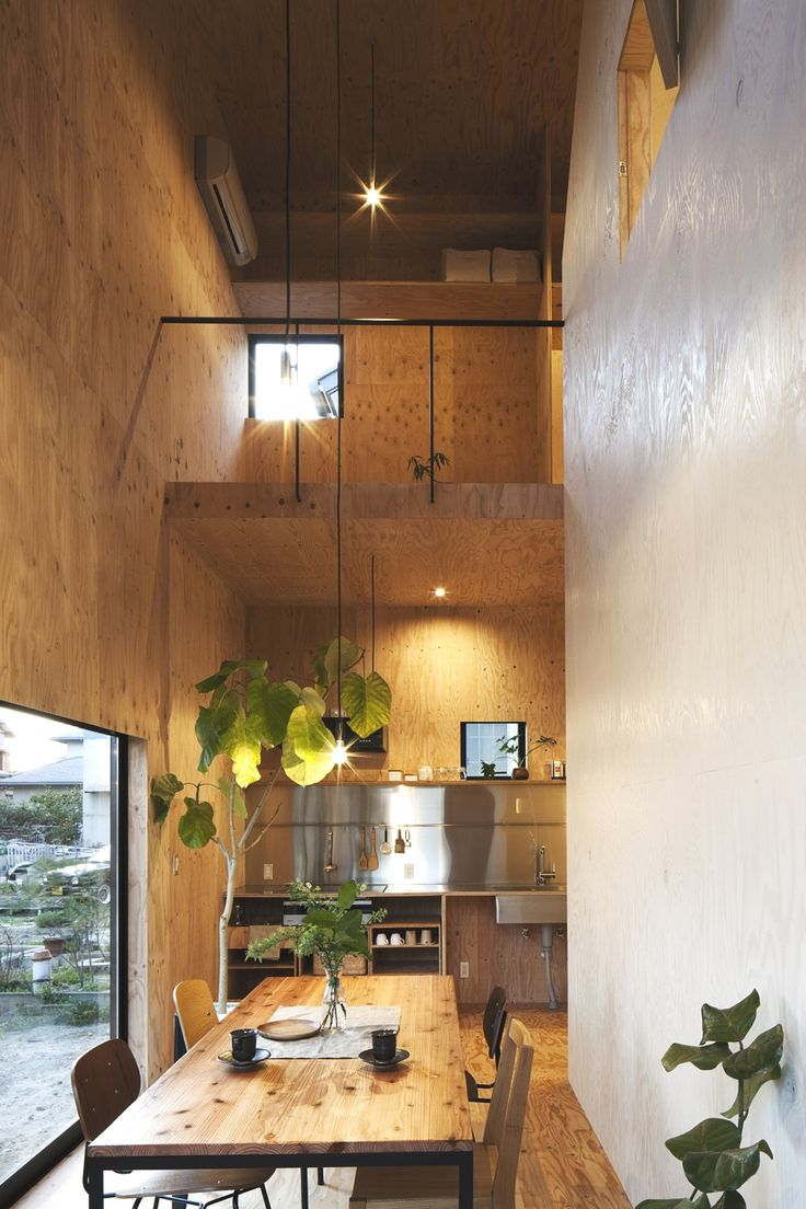 mA-style Architects_ the Ant House project_ 2012, Shizuoka, Japan
