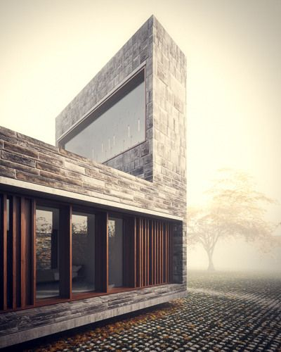 Architect: William O'Brien Jr. --- Project: Innie & Outie: Practicing Rudiments --- Location: Qingpu, Shanghai, China --- Year: 2012