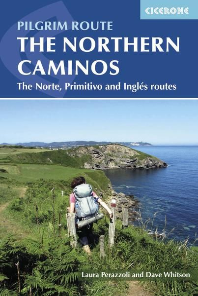 The Northern Caminos Guide (with FREE Camino Passport)
